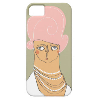"""Age makes - happy subculture for way"" iPhone 5 Cover"