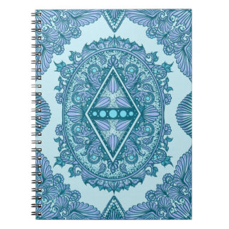 Age of awakening, bohemian, newage notebook