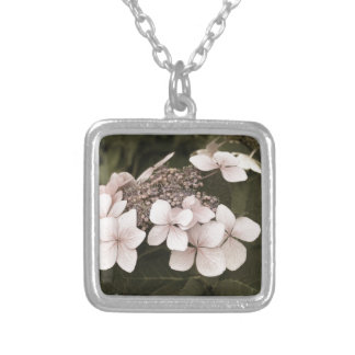 aged11 silver plated necklace