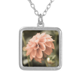 aged16 silver plated necklace