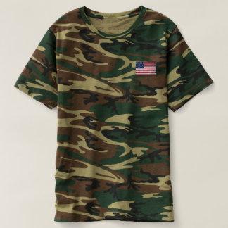 Aged American Flag T-Shirt