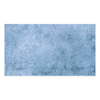 Aged and Worn Blue Vintage Texture Business Card Templates