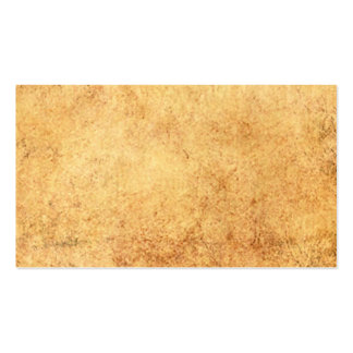 Aged and Worn Brown Vintage Texture Business Cards