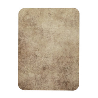 Aged and Worn Gray Brown Vintage Texture Rectangle Magnets