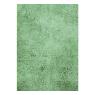 Aged and Worn Green Vintage Texture Business Card Template