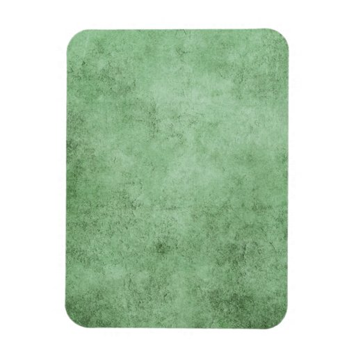 Aged and Worn Green Vintage Texture Flexible Magnets