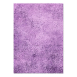 Aged and Worn Purple Vintage Texture Business Cards