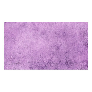 Aged and Worn Purple Vintage Texture Business Card Template