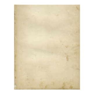 Aged Blank Antique Stained Paper Retro Inspired