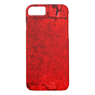 Aged Devil Blood Parchment Texture iPhone 7 Case