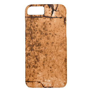 Aged Human Skin Parchment Texture iPhone 7 Case