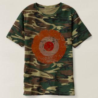 Aged Roundel Camouflage T-Shirt