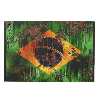 Aged Rusted Brazil Flag Powis iPad Air 2 Case