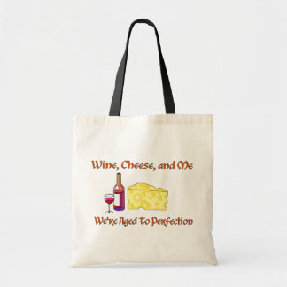 Aged To Perfection Canvas Bags