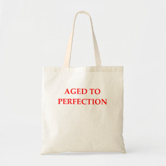 AGED TOTE BAG