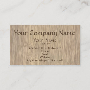 Simple wood background business cards zazzle au aged wood background custom business cards reheart Images