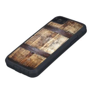 Aged Wood Barrel Tough Xtreme iPhone 5 Case
