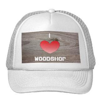 Aged Wood Hat