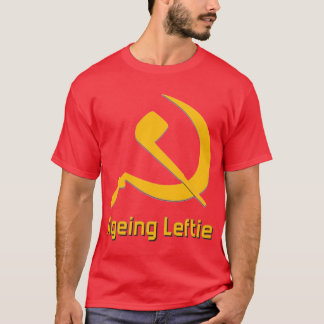 Ageing leftie T-Shirt
