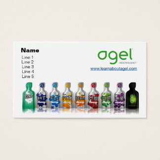 Agel Version 1 Business Card