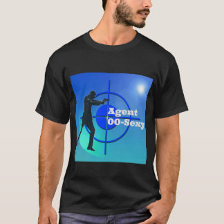 Agent 00-Sexy T-Shirt