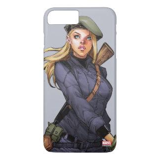 Agent Carter In Uniform iPhone 7 Plus Case