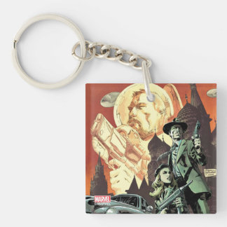 Agent Carter With Howard Stark Key Ring