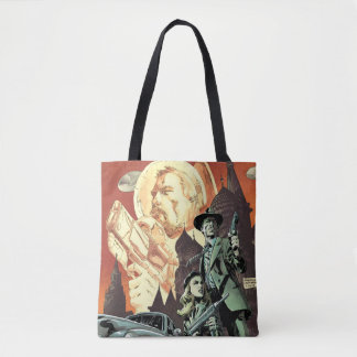 Agent Carter With Howard Stark Tote Bag
