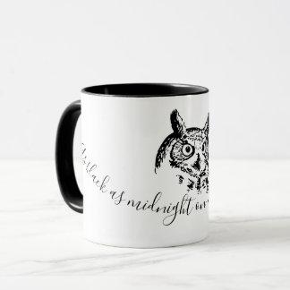 Agent Coopers Coffee Mug