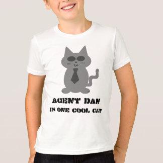 Agent Dan is one Cool Cat T-Shirt