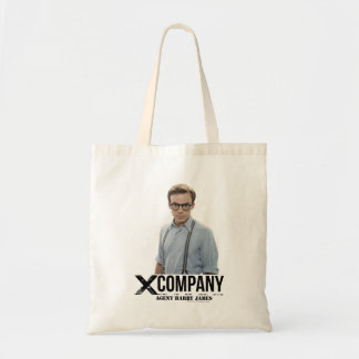 Agent Harry James Tote Bag
