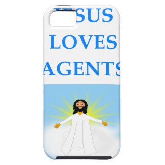 AGENT iPhone 5 COVERS