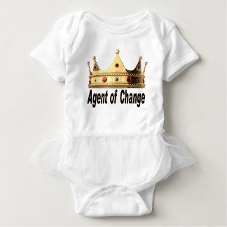 Agent of Change Baby Bodysuit