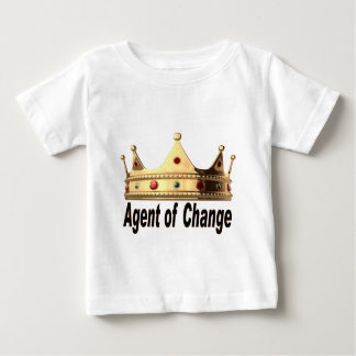 Agent of Change Baby T-Shirt