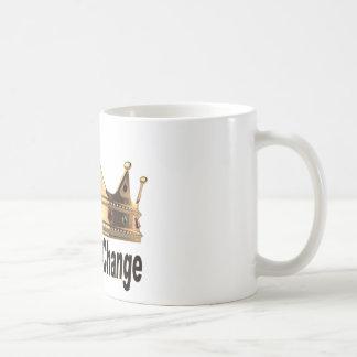 Agent of Change Coffee Mug