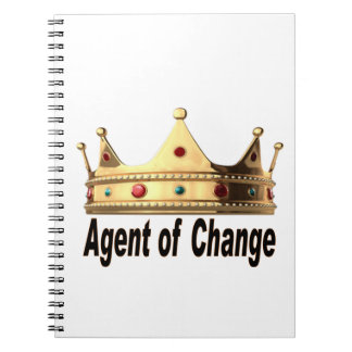 Agent of Change Notebooks