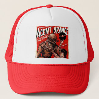 "Agent Orange ""Creature"" Punk Hat Skate"