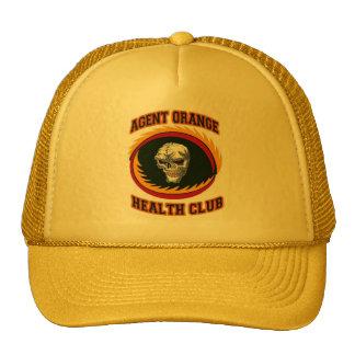 AGENT ORANGE HEALTH CLUB CAP