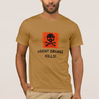 Agent Orange Kills Shirt