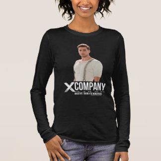 Agent Tom Cummings Long Sleeve T-Shirt