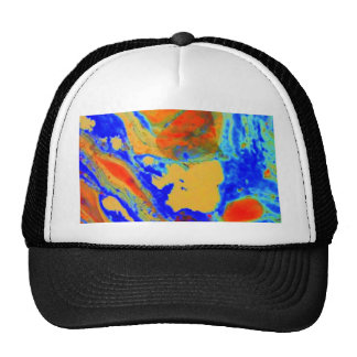 Aggelikis Marbling - 1 Design Trucker Hats