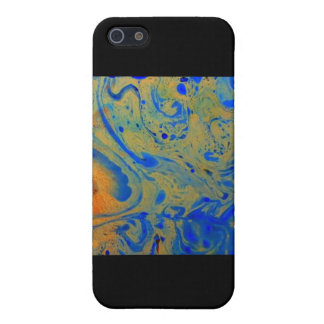 Aggelikis Marbling - 5 Design iPhone 5 Cover
