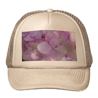 Aggelikis Soft Pink Hydrangea Flower Hat