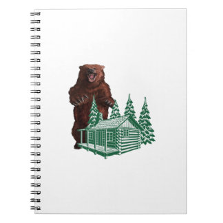Aggressive Action Notebook