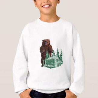 Aggressive Action Sweatshirt