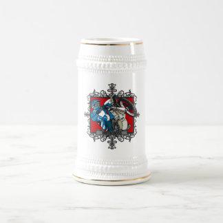 Aggressive Motocross Beer Steins