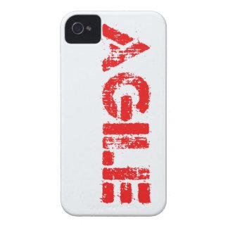 Agile agenda Case-Mate iPhone 4 case