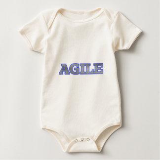 AGILE BABY BODYSUIT