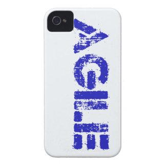 Agile BLUE Case-Mate iPhone 4 Case