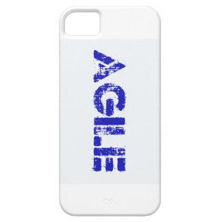 Agile BLUE iPhone 5 Case